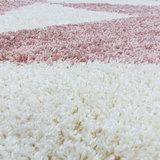 Vloerkleed Volaro 3101 rose_