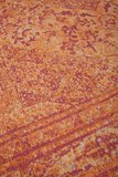 Karpet Tabriz  Orange_