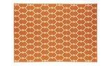 Vloerkleden en tapijten orange Paros_