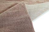 Vloerkleed en tapijt hoogpolig Nias 1200 Licht Bruin_