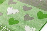 Vloerkleden voor de kinderkamer Adi 2105 Groen_