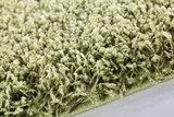 Vloerkleed hoogpolig groen Adriana Shaggy  1500/AY Groen_