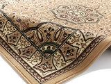 beige klassiek tapijt