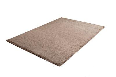 Vloerkleed en tapijt hoogpolig Nias 1200 Licht Bruin