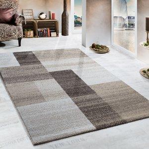 Modern vloerkleed Merli 855 kleur Beige 70