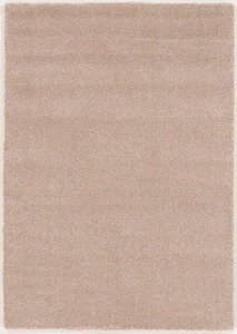 Effen vloerkleed London 688 Beige