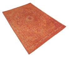 Karpet-Tabriz--Orange