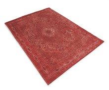 Vloerkleed-aanbieding-Tabriz--Rood