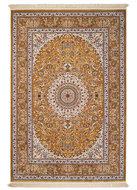 Klassiek-vloerkleed-Ibris-kleur-goud-0227A