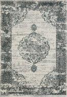 Retro-vintage-vloerkleed-of-karpet-Borneo-1616-Grijs