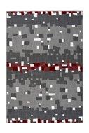 multi rood vloerkleed