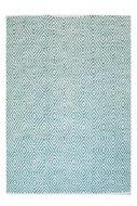 Katoen-vloerkleed-Retif-turquoise